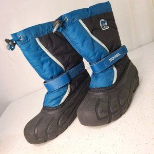 Sorel Flurry Snow Boots Youth